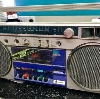 Vintage Radio Cassette Player - Samsung