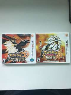 Pokémon 3DS game Sun & Ultra Sun