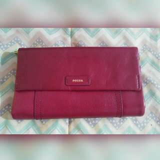 Dompet Fossil Vintage Nwt