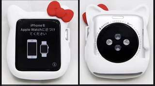 Apple watch 38mm hello kitty錶保護套