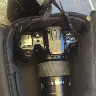High tech Camera