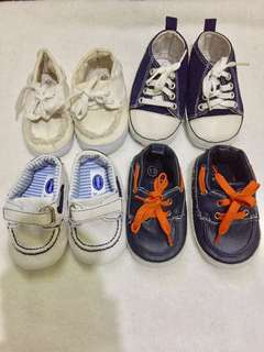 Baby Shoes Take All