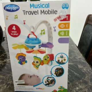 Mothercare music toy