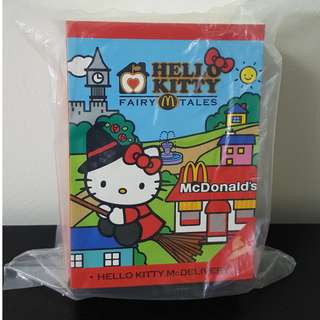 Hello Kitty McDelivery Witch