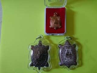 Turtle amulet