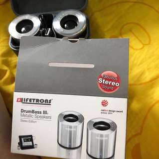 Lifetrons speakers