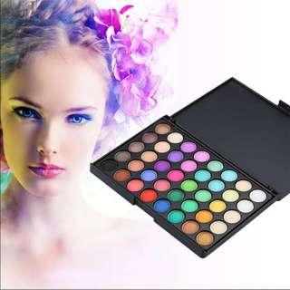 Eyeshadow Pallete 40 Colors Seri E40-2