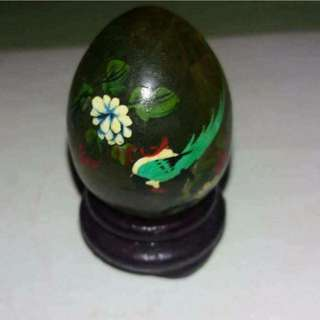 Miniature Egg with Base