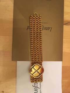 Chanel vintage bracelet from Lanecrawford