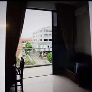 New condo, Singtel badroom with private bathroom