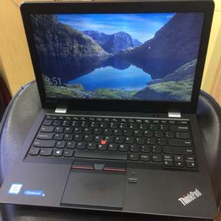 Lenovo ThinKPad 13 Signature Edition core i5 SSD 256