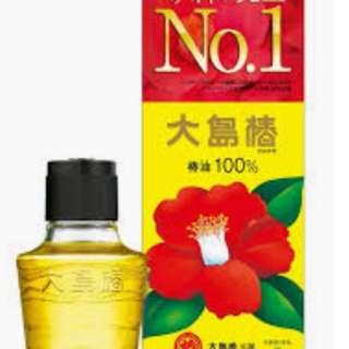 JAPAN TSUBAKI OIL