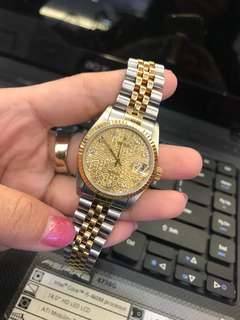 Rolex lady watch