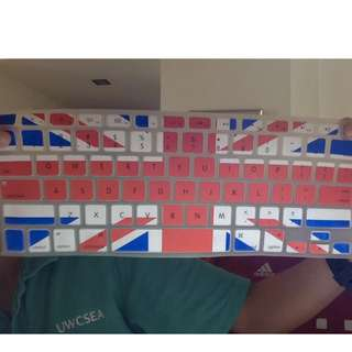 England Keyboard Cover