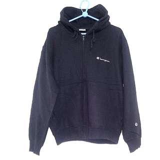 Champion zipped hoodies