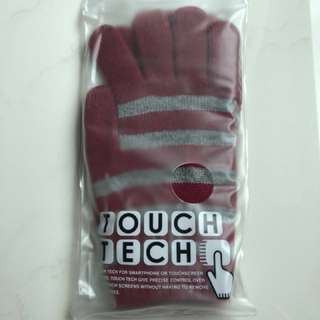 Winter Hand Gloves - Touch Tech
