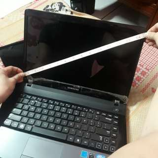Rush For sale Samsung Laptop