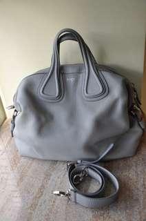Givenchy Nightingale grey medium size