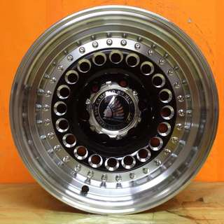 SPORT RIM 4X4 15inch HILUX VIGO TITAN