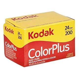 Kodak Color plus