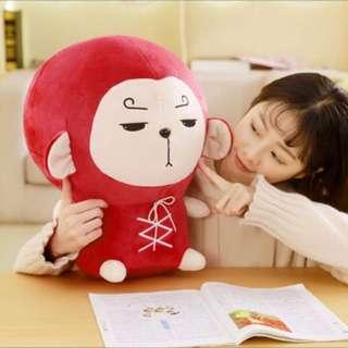 Korea odyssey soft toy