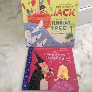 Jack and the flum flum tree