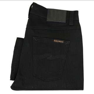 Nudie Jeans High Kai Black