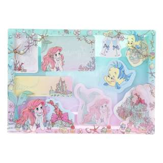 Japan Disneystore Disney Store Ariel the Little Mermaid Princess Party Sticky Notes Book
