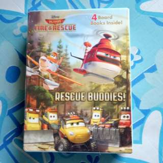 FREE SHIPPING (BNEW) Disney Planes 4 Board Books