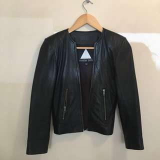 Mister Zimi leather jacket - perfect condition