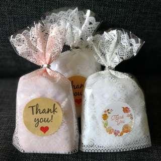 Handkerchief in bag