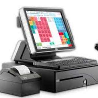 Restaurant Cashier Machine Pos System (easy soft)