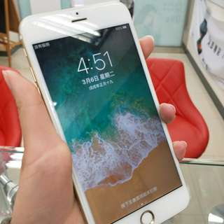 Apple iPhone 6+/6 plus 64g 金