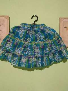 Mini Skirt for girls Made In U.S.A