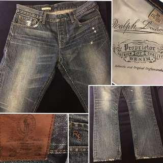 99%🆕 Polo Ralph Lauren 男裝牛仔褲 men jeans 👖