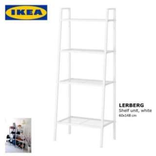 Ikea Lerberg Shelf (white)