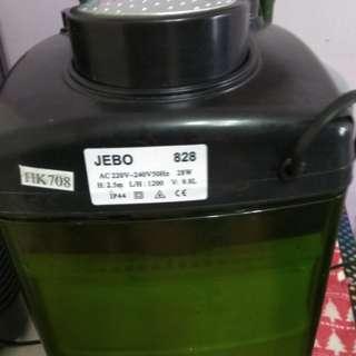 HAILEA  HA 300  JEBO  828  829 濾水器