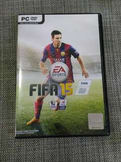 Fifa 15 PC Version 電腦版