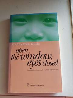 Open the Windows Eyes Closec