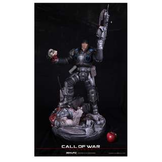 Ekuaz Studio - EKS01 - Superb Scale Statue (Hybrid Type) - Call of War - War Zone - Collectible Figure