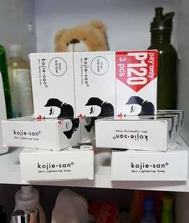 Kojie San Whitening Soap