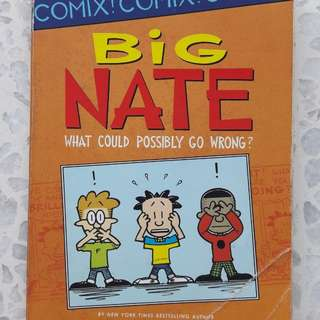 Big Nate - What could possibly go wrong?