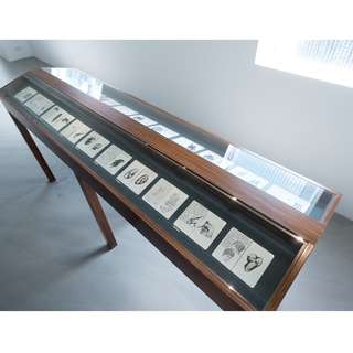 Display Furniture (with glass)
