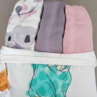 Tula Blanket Set - Carry Me