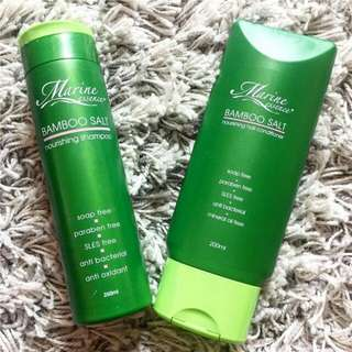Marine Essence Shampoo and Conditioner