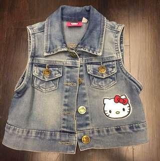 Hello Kitty Denim Jacket