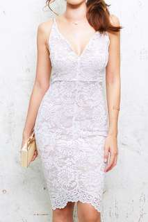Kinstore Isla Lace Dress (Size XS)