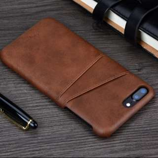 Easylink Leather Luxury Wallet Card Slots Phone Case Cover