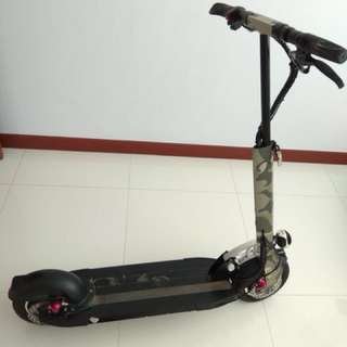 "Escooter cooter 10"" ****frame for sale NO Battery ****"