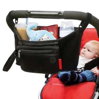 BN baby stroller bag/organiser/accessories